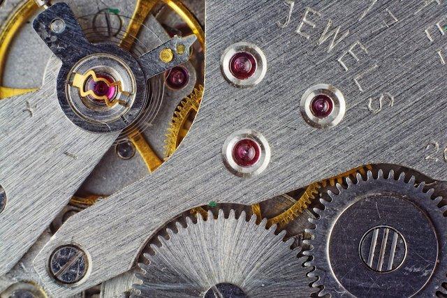 時計(機械式)