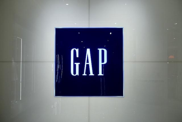 Gapのロゴ