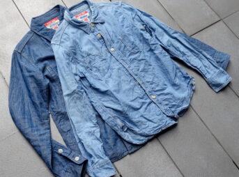 ウエスのワークシャツ(外観)