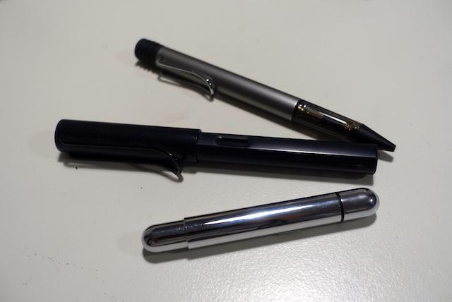 ラミーのペン(私物)
