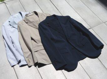 ユニクロの感動ジャケット