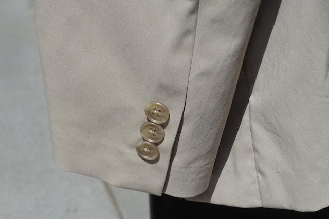 感動ジャケット(袖口)