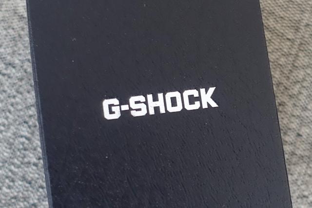 G-ショック、ロゴ(パッケージ)