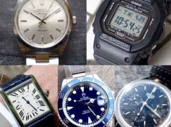腕時計選びのマスタープラン
