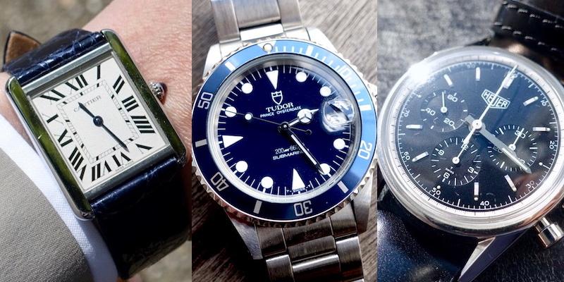 腕時計選びのマスタープラン(3本め・イメージ)