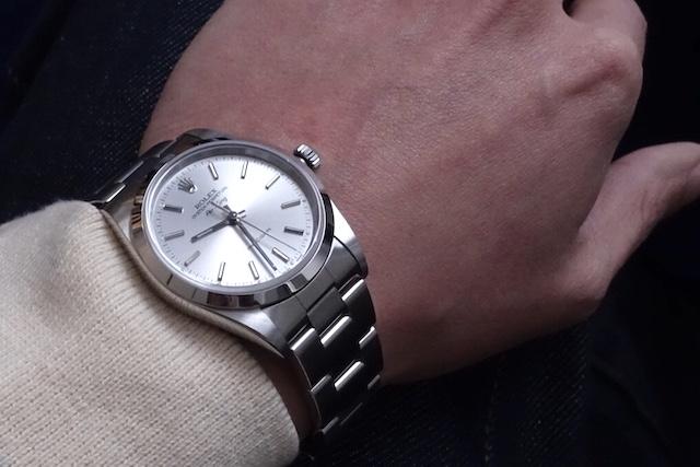 腕時計選びのマスタープラン(シンプル系スポーツ)