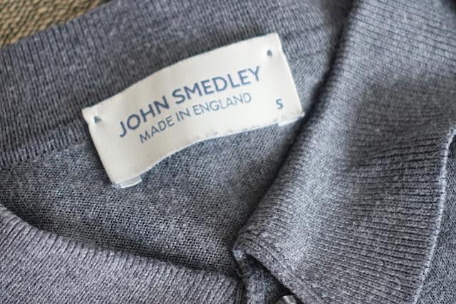 ジョン・スメドレー(ブランドロゴ、製品タグ)