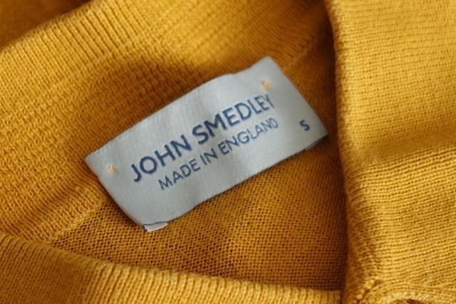 ジョン・スメドレー(ロゴ、製品タグ)
