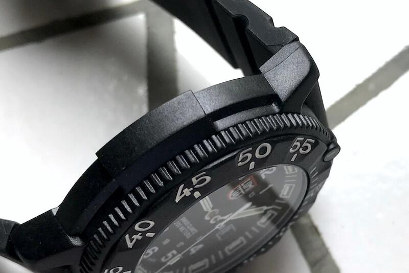 ルミノックスのRef. 3001(ケース)